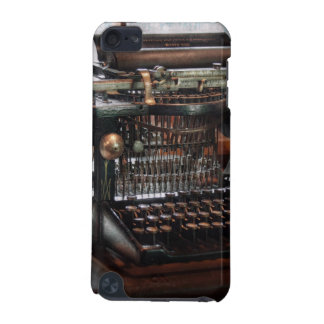 Steampunk - Typewriter - A really old typewriter iPod Touch 5G Cover