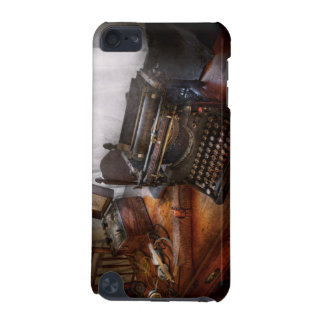 Steampunk - Typewriter - The secret messenger iPod Touch 5G Cases