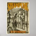 Steampunk Victoriana Print