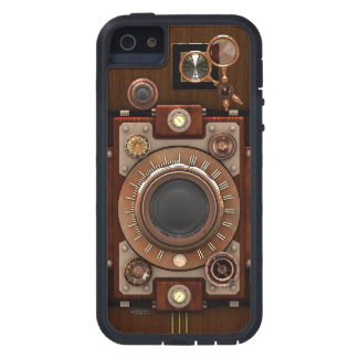 Steampunk Vintage Camera iPhone 5 Cases