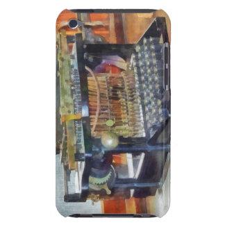 Steampunk - Vintage Typewriter iPod Touch Case
