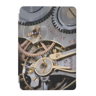 Steampunk watch gears 21 jewels iPad cover