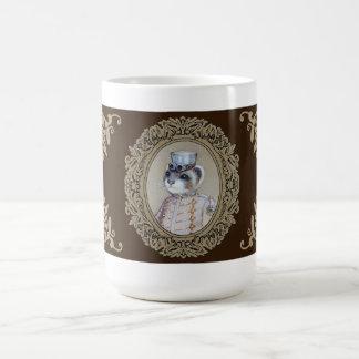 Steampunk Weasel Mug
