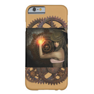 Steampunk Woman Phone Case
