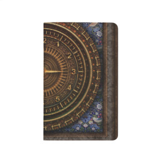 Steampunk Writers Pocket Notebook Journal