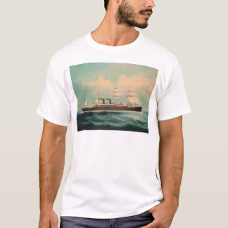 Steamship S.S. China (1614A) T-Shirt