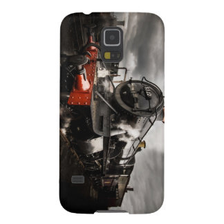 Steamy Moods Galaxy S5 Cover