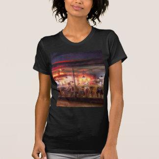 Steamy Shoreditch coffee house, London Shirt