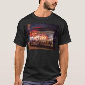 Steamy Shoreditch coffee house, London T-Shirt