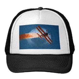 Stearman Biplane Cap