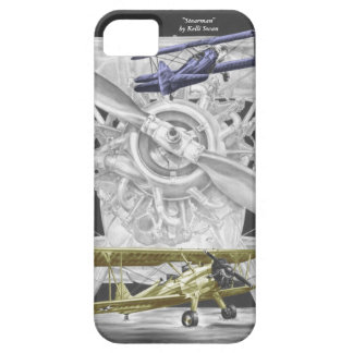 Stearman Biplane iPhone 5 Cover