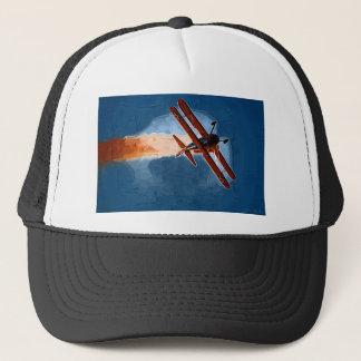 Stearman Biplane Trucker Hat