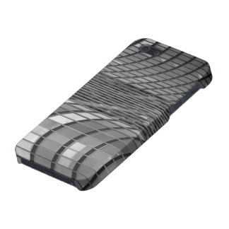 Steel and glass curtain wall of modern iPhone 5 cases