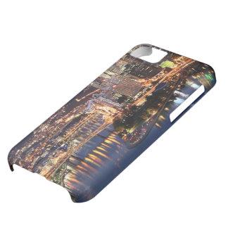 Steel and Indigo Sandwich iPhone 5C Case