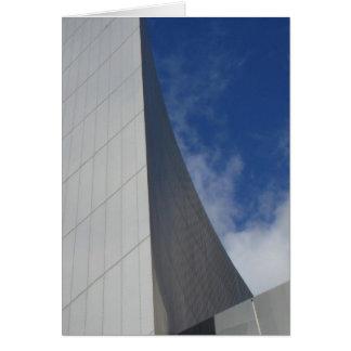 steel and sky card