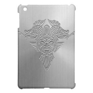 Steel Aztec Case For The iPad Mini