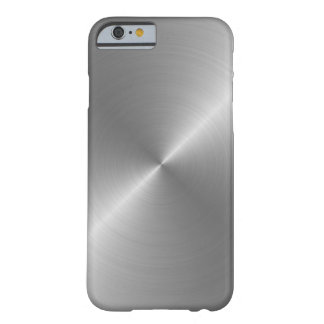 Steel Barely There iPhone 6 Case