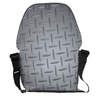 Steel Checker Plate Courier Bags