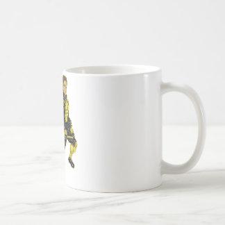 Steel Dawn-Rome Basic White Mug