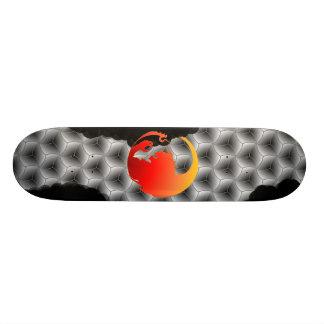Steel Demon 20.6 Cm Skateboard Deck