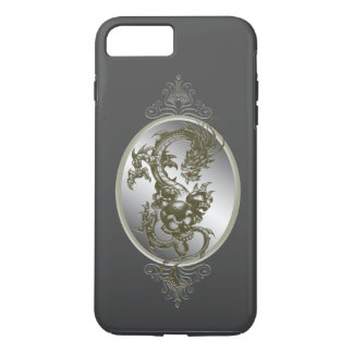 Steel Dragon iPhone 7 Case