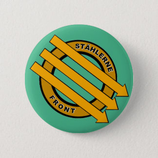 """Steel front"" - blog 6 Cm Round Badge"