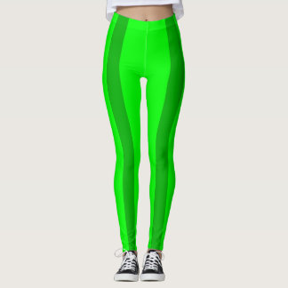 Steel Lime bars Leggings