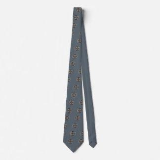 Steel Maltese 416 Tie