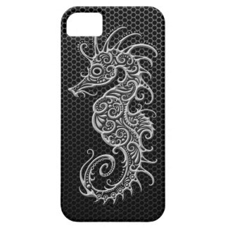 Steel Mesh Seahorse Barely There iPhone 5 Case