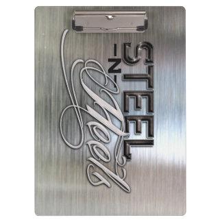 Steel N Heels Clipboard
