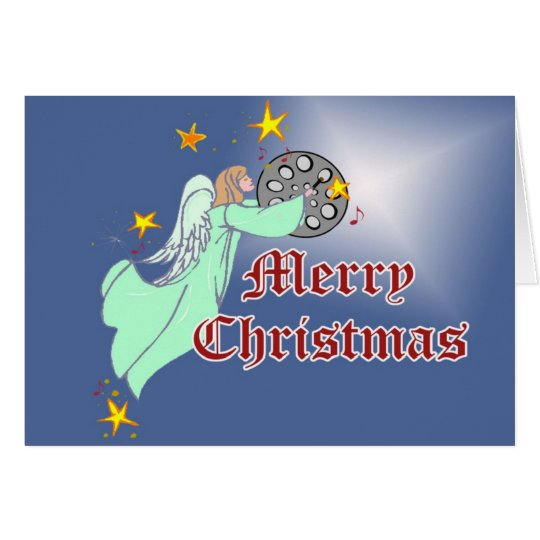 Steel Pan Christmas Card