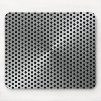 Steel Plate Mouse Mat