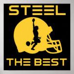 Steel The Best Print