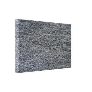 steel wool texture canvas print