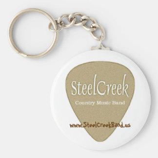 SteelCreek Keychain