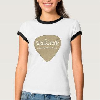 SteelCreek Ladies Ringer T-shirt