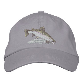 Steelhead Embroidered Baseball Cap