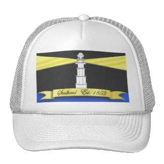 Steelhead Flag Hat - White