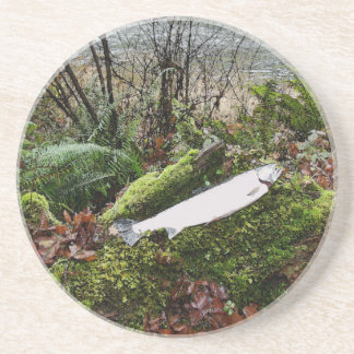Steelhead Trout Fishermans' Coaster