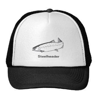 Steelheader fishing cap