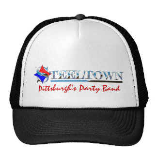 Steeltown Pittsburgh's Party Band Hat