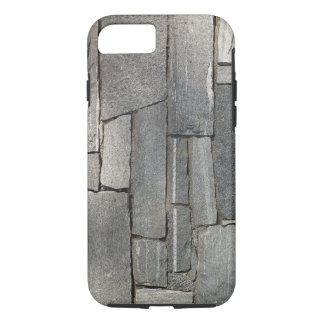 Steely Stone Wall iPhone 8/7 Case