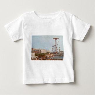 Steeplechase Amusement Park, Coney Island NY Baby T-Shirt