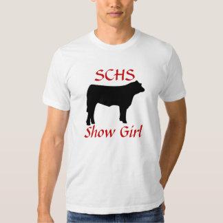 steer cow, SCHS, Show Girl Tees
