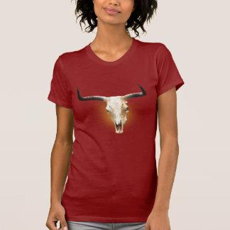 Steer Skull Tee Shirt