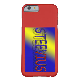 steevius mobilskal barely there iPhone 6 case