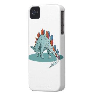 Stegosaurus (3) iPhone 4 cover