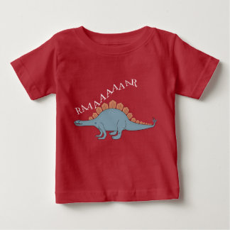 Stegosaurus - Baby Fine Jersey T-Shirt Shirt