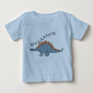 Stegosaurus - Baby Fine Jersey T-Shirt T Shirt