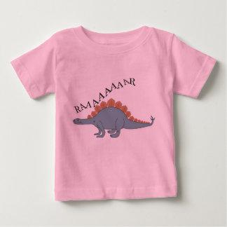 Stegosaurus - Baby Fine Jersey T-Shirt T Shirts